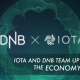 IOTA Partners With DNB Bank,  Norway's Biggest Financial Group